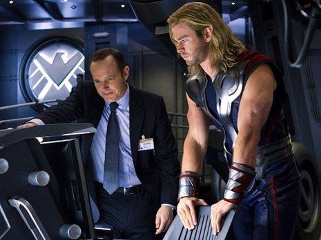 Agents of S.H.I.E.L.D hará un crossover con Thor: El Mundo Oscuro