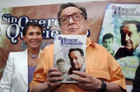 Roberto Gómez Bolaños (Chespirito) sigue vivo