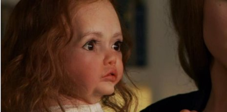 Conoce el aterrador primer diseño de Renesmee