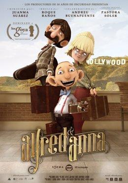 Corto Alfred y Anna