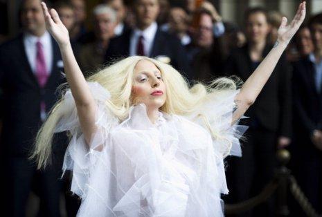 Lady Gaga cantará desde el espacio