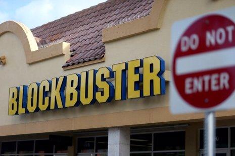 Blockbuster cierra sus últimas tiendas en Estados Unidos