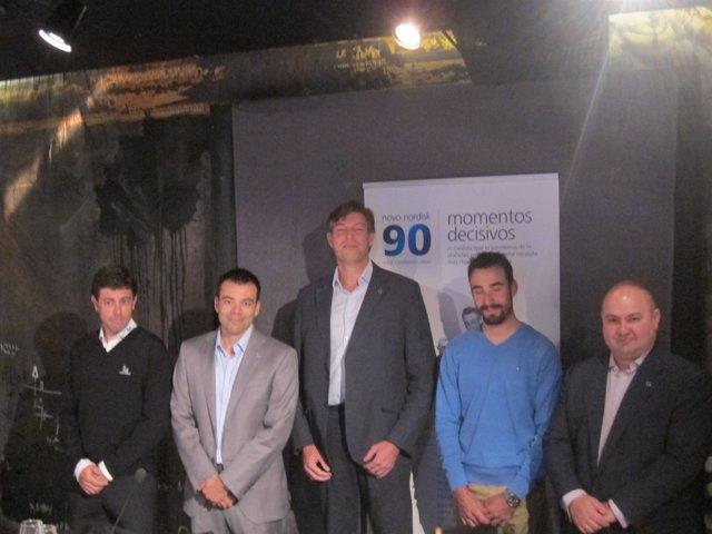 Conmemoración del 90 aniversario de Novo Nordisk
