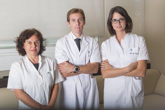 Equipo Sanitas Hospitales en Cataluña
