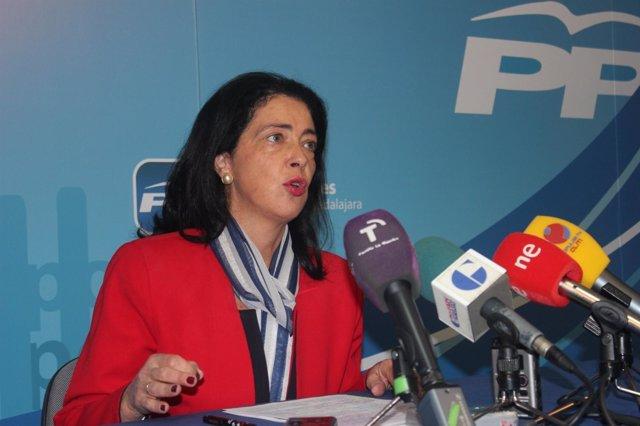 María José Agudo, PP
