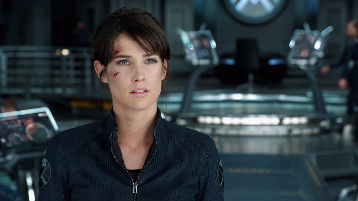 Cobie Smulders en la cronología de Marvel