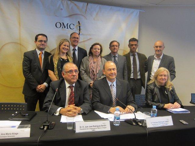 OMC y profesionales médicos en contra de Eurovegas