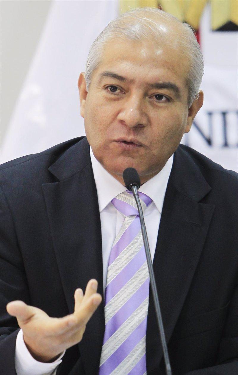 dimite el ministro de interior por sus supuestos v nculos On el ministro de interior