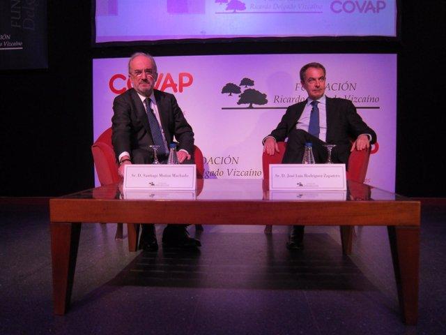 Muñoz Machado y Rodríguez Zapatero