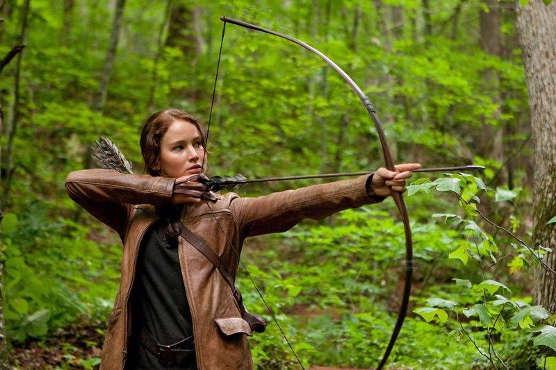 Jennifer Lawrence quiere más libros de 'Los Juegos del hambre'