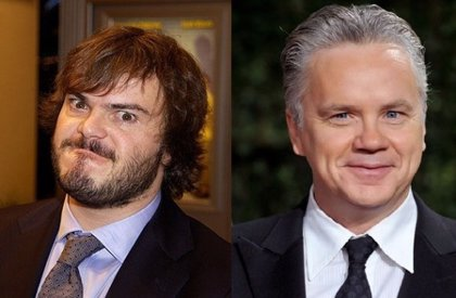 Jack Black y Tim Robbins protagonizarán 'The Brink',