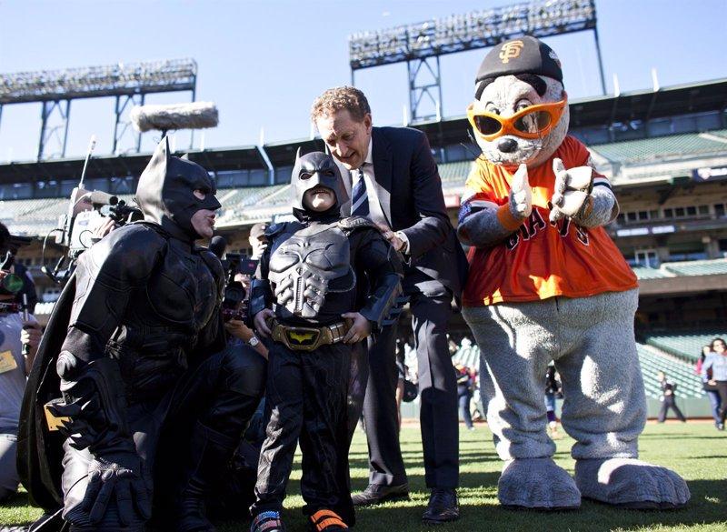 """Ben Affleck: """"Batkid es el mejor Batman de la historia"""""""