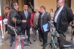Ciclomotores antiguos de Baleares