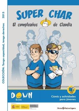 Comic para jóvenes con síndrome de Down