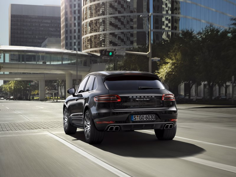 Porsche desvela en Tokio el nuevo Macan