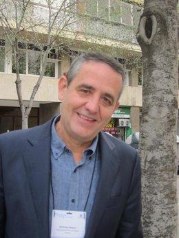 El secretario general del Grupo Español de Cáncer de Pulmón, Bartomeu Massuti