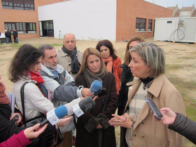 Trinidad Nogales, Consejera De Educación De Extremadura