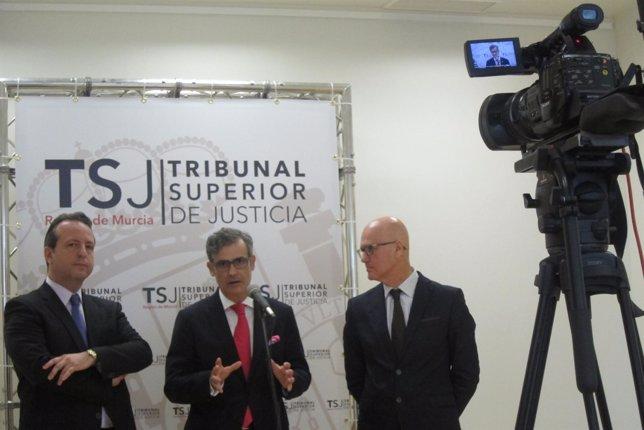 Silguero, Martínez Moya y Parra