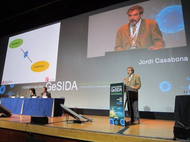 El científico Jordi Casabona de la Agencia de Salud Pública de Catalunya