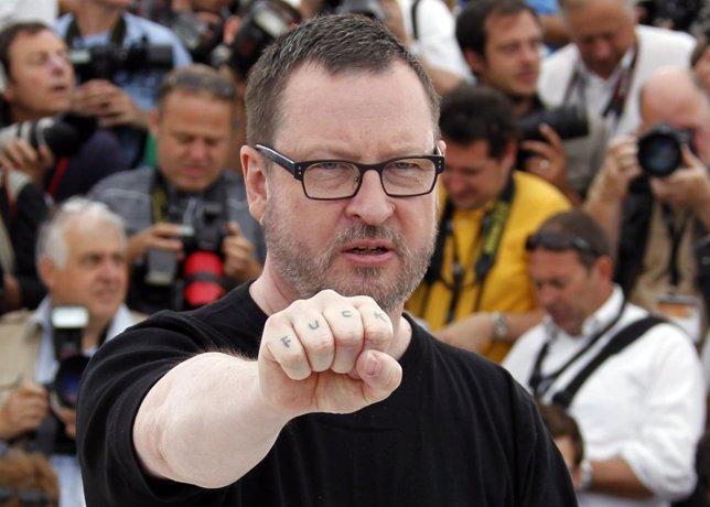 El Cineasta Danés Lars Von Trier
