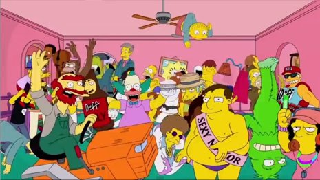 Las 10 mejores intros de Los Simpson