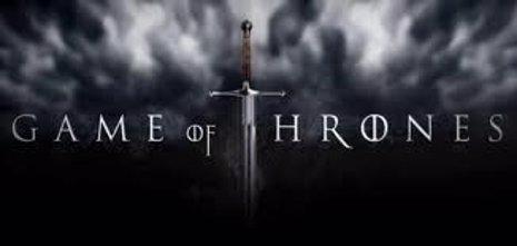 Cartel juego de tronos