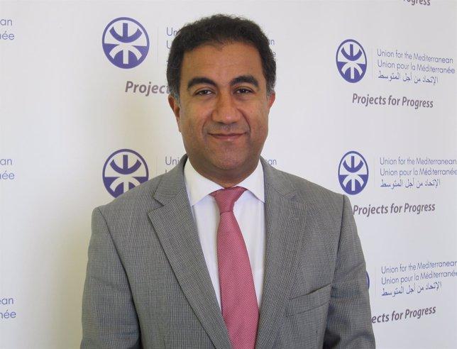 El Secretario General De La Upm, Fathallah Sijilmassi