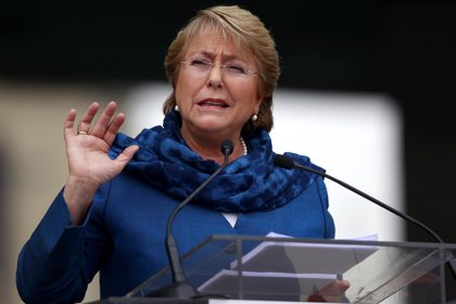 Bachelet dice que luchará contra la violencia de género