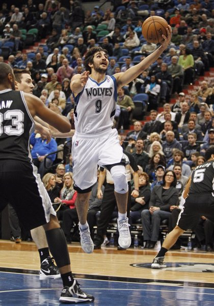 Los Timberwolves caen en Houston