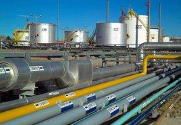Refineria De Petroleo De Repsol YPF En Argentina