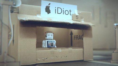 Idiots, cortometraje de Big Lazy Robot