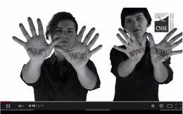 Video personas sordas