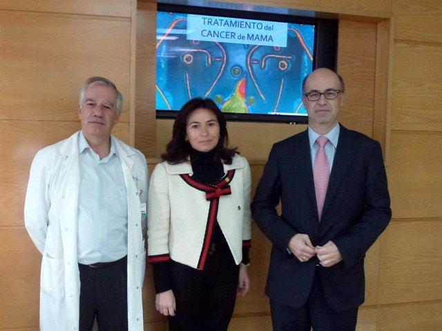 Abordaje personalizado del cáncer de mama en La Paz