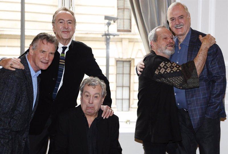 Las entradas para el regreso de Monty Python se agotan en 43 segundos