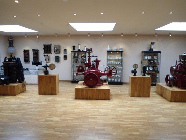 Museo de la electricidad de Endesa en Figueres