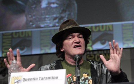 """Quentin Tarantino Habla De """"Django Desencadenado"""""""