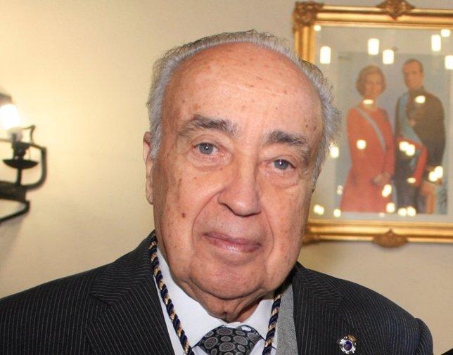 Juan Antonio Martínez, exalcalde Sigüenza