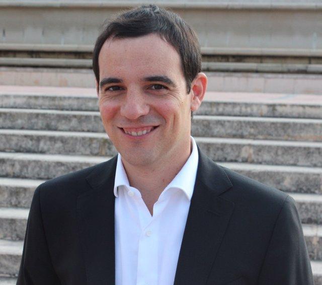 El alcalde de Castelldefels, Manuel Reyes (Archivo)