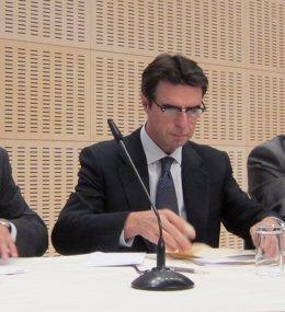 José Manuel Soria, ministrao de Industria, Energía y Turismo.