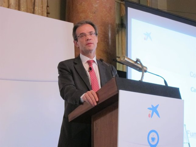 Jordi Gual, economista jefe de La Caixa