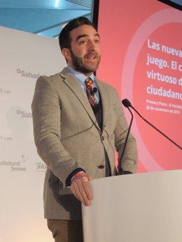 El director de Change.Org España, Francisco Polo