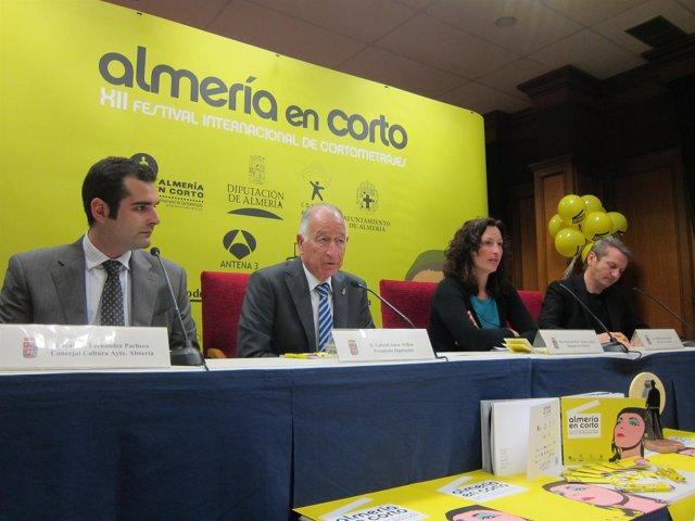 Presentación del programa de 'Almería en corto'