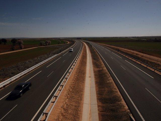 Autopista Ap-36 Madrid-Levante (Ocaña-La Roda)