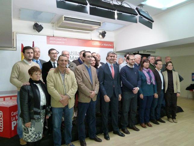 PSOE provincial Toledo
