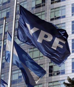 Recurso De Banderas De YPF