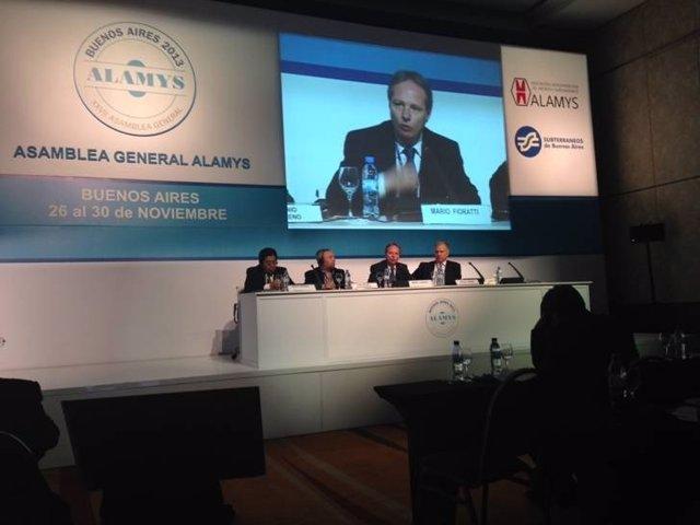 Junta participa en Asamblea General de Asociación Metros y Travías Latinoamerica