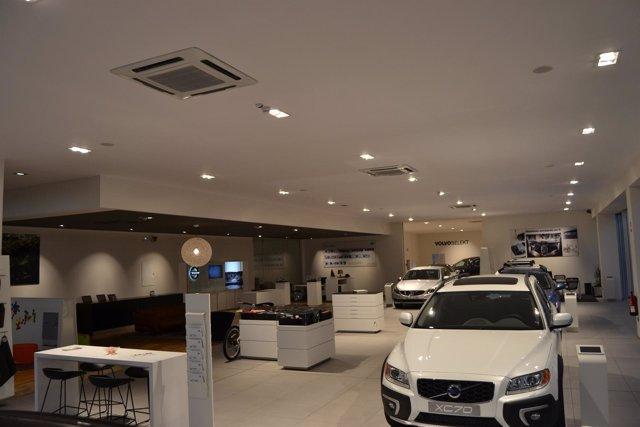 Concesionario de Volvo en Zaragoza