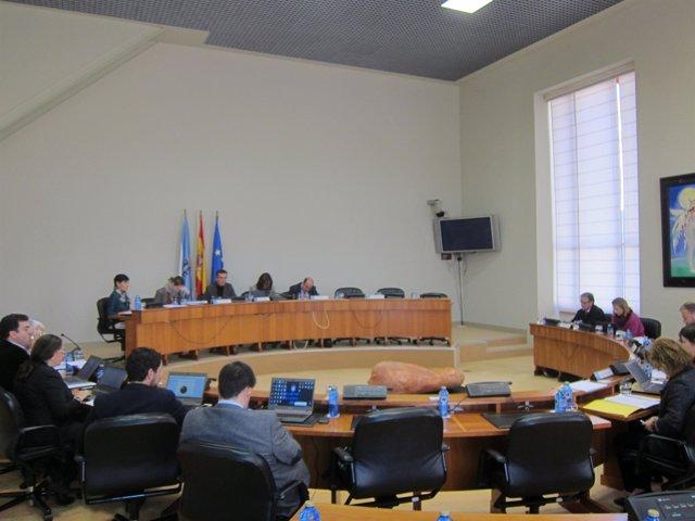 Comisión de Educación en el Parlamento de Galicia