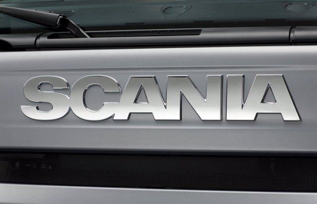 Logotipo De Scania