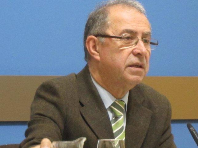El vicealcalde, Fernando Gimeno